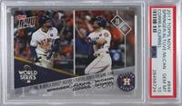 Houston Astros [PSA 10 GEM MT] #/1,974