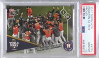 Houston Astros [PSA 10 GEM MT] #/855