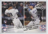 Aaron Judge, Cody Bellinger /2253
