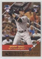 Aaron Judge #/25