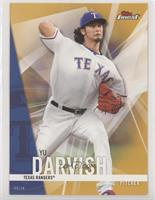 Yu Darvish [EX to NM] #/10