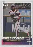 Yoan Moncada (White Jersey) #/2,828