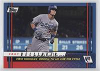 Cody Bellinger (First Dodgers Rookie to Hit for the Cycle) /49