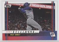 Cody Bellinger (MLB Debut)