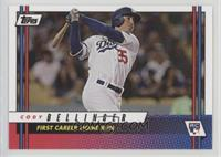 Cody Bellinger (First Career Home Run)