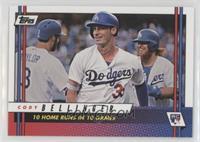 Cody Bellinger (10 Home Runs in 10 Games)