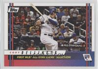 Cody Bellinger (First MLB All-Star Game Selection)