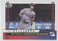 Cody Bellinger (First Dodgers Rookie to Hit for the Cycle)