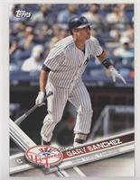 Gary Sanchez [Noted] #/99
