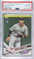Aaron Judge (Fielding) [PSA 10 GEM MT]