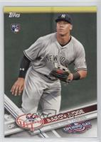 Base - Aaron Judge