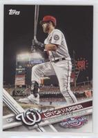 SP Variation - Bryce Harper (In Dugout)