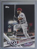 SP Variation - Bryce Harper (Stepping Out of Dugout)