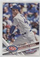Anthony Rizzo (Batting Follow-Through)