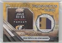 2016 Triple-A All-Star Banner /50