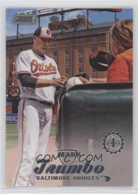 2017 Topps Stadium Club - [Base] - First Day Issue #62 - Mark Trumbo /10