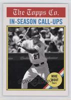 1976 All-Time All-Stars Design - Mike Trout /1029