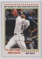 1978 Topps Record Breaker Design - Joey Gallo /606