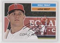 1956 Topps Design - Mike Trout /1086