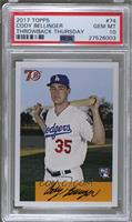 1954 Bowman Design - Cody Bellinger /1475 [PSA 10 GEM MT]