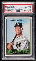 1967 Fence Busters Design - Aaron Judge [PSA 10 GEM MT] #/2,245