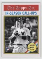 1976 All-Time All-Stars Design - Aaron Judge /1029