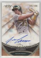 Jose Canseco #/300