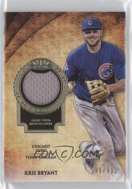 2017 Topps Tier 1 - Tier One Relics #T1R-KB - Kris Bryant /331