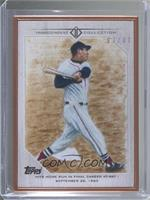 Ted Williams #/87