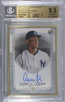 Image Variation - Aaron Judge [BGS 9.5 GEM MINT] #/25