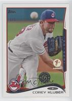 Cory Kluber (2014 Topps 1st Edition) /1
