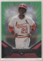 Lou Brock [Noted] #/99