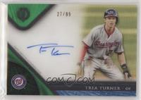 Trea Turner #/99
