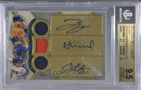 George Springer, Alex Bregman, Jose Altuve /27 [BGS 9.5 GEM MINT]