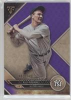 Lou Gehrig /340