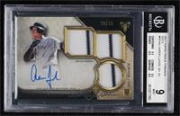Aaron Judge [BGS 9 MINT] #/35