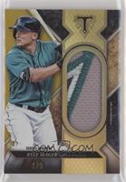 Kyle Seager #/9