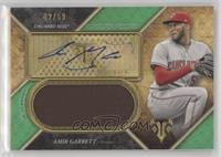 Amir Garrett /50