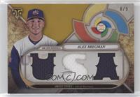 Alex Bregman #/9