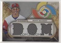Manny Machado [EX to NM] #/27