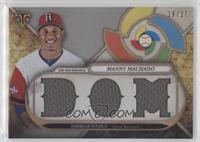 Manny Machado /27