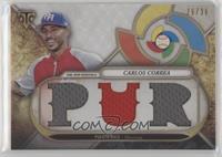 Carlos Correa /36