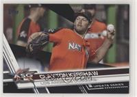 Clayton Kershaw #/66