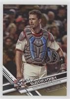 Buster Posey #/2,017