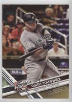 All-Star - Gary Sanchez #/2,017