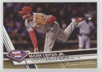 Mark Leiter Jr. #/2,017