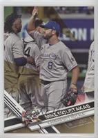 Mike Moustakas /2017