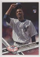 Domingo German [Noted] #/50