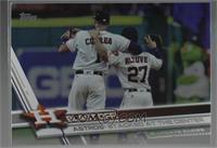 BLAST OFF!, Carlos Correa, Jose Altuve