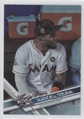 2017 Topps Update Series - [Base] - Rainbow Foil #US232 - Marcell Ozuna
